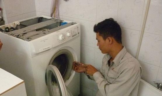 sửa máy giặt Long Biên