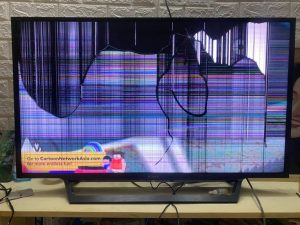 mua tivi cũ hỏng